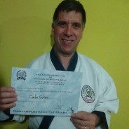 Moo Duk Kwan® School Proudly Remembers – Carlos Alberto Schiavo, Dan Bon # 34642